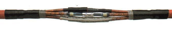 Муфта соединительная POLJ-12/3x500-T (со стальной ленточной броней)