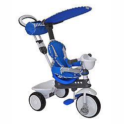 Велосипед 3-х колесный Mars Mini Trike LT-7811 синий