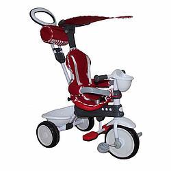 Велосипед 3-х колесный Mars Mini Trike LT-7811 красный