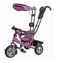 "Велосипед 3-х колесный Mars Mini Trike LT-950 10""8"" фиолет,"