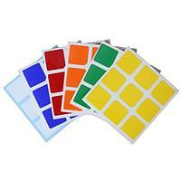 Наклейки для кубика 3x3x3