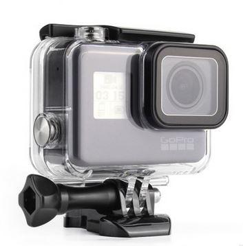 Защитный кейс прозрачный для GoPro Hero5