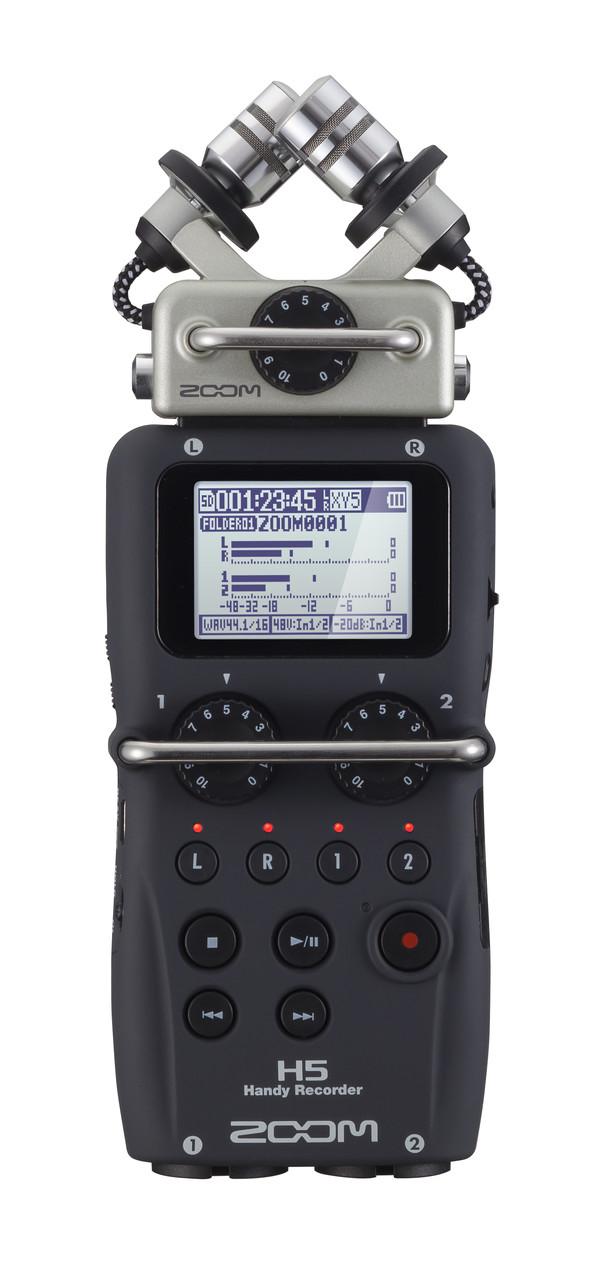 Профессиональный аудио-рекордер Zoom H5 - фото 1