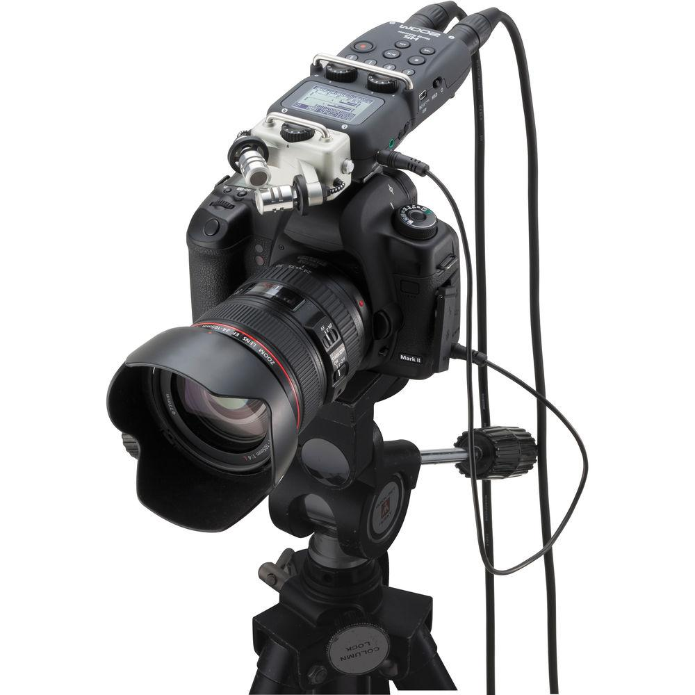 Профессиональный аудио-рекордер Zoom H5 - фото 2