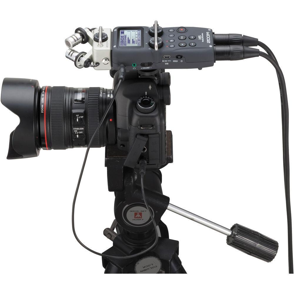Профессиональный аудио-рекордер Zoom H5 - фото 3
