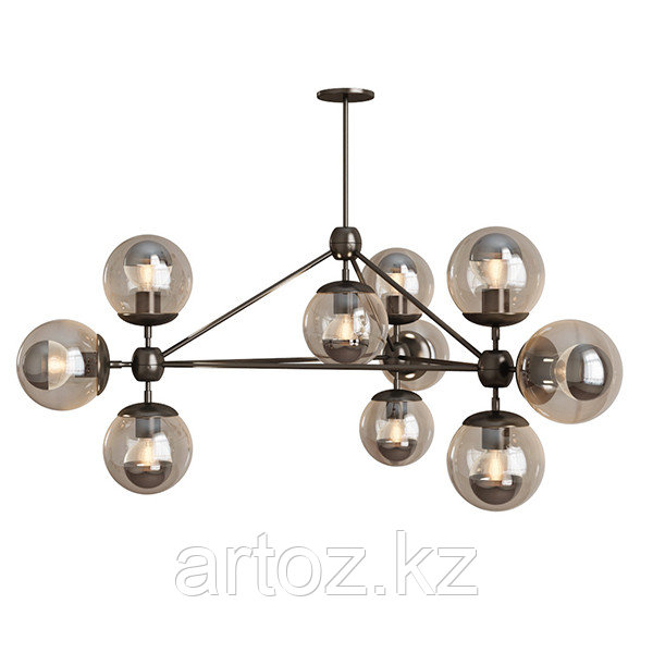 Люстра Modo-10 Chandelier (black)