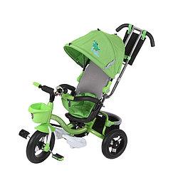 Велосипед 3-х колесный Mars Mini Trike 960 зеленый(крокодил)