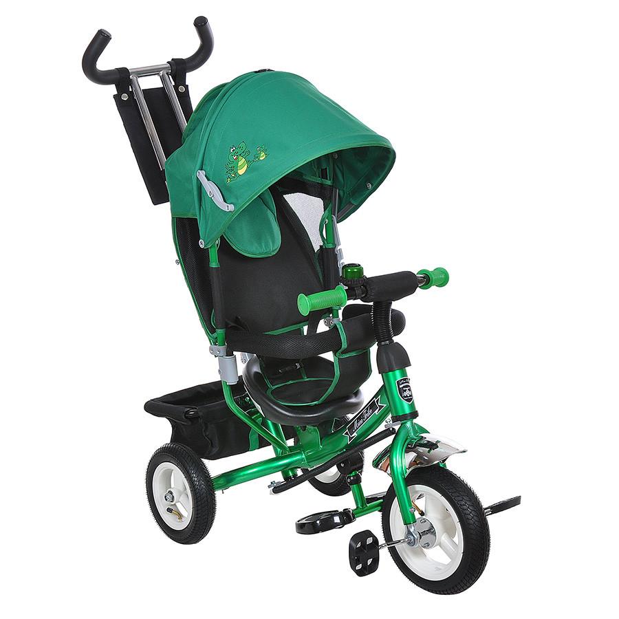 MINI TRIKE 3-х колёсный велосипед надувные колеса 10/8 3 положения спинки  в ассортименте МОСКВА + УКРАИНА