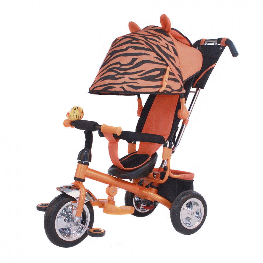 Детский 3-х колесный велосипед Mini Trike Тигр