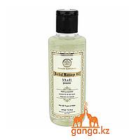 Массажное масло Жасмин (Herbal Massage Oil Jasmine KHADI), 210 мл