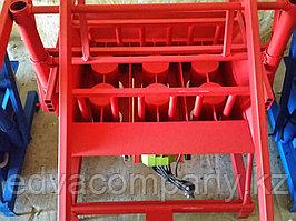 Станок для производства шлакоблоков «Команч-3»