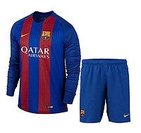 Barcelona футбольная форма