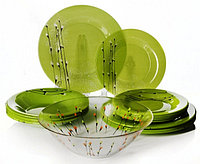 Сервиз столовый Rhapsody Green 19 предметов