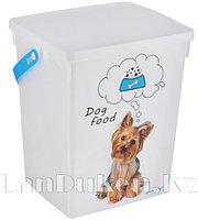 Контейнер для корма животных 5 л. собаки 49304 (003)