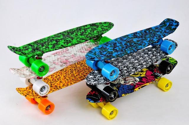 Скейтборды