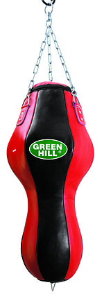 Груша Боксерская GREEN HILL кожа