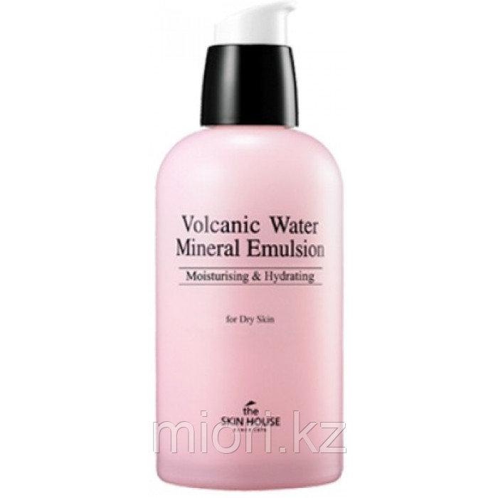 Эмульсия с вулканической водой The Skin House Volcanic Water Mineral Emulsion,150мл