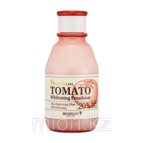 Осветляющияя эмульсия с экстрактом томата SkinFood Premium Tomato Whitening Emulsion,180мл