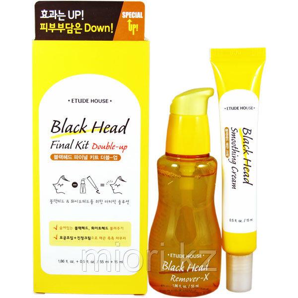 Набор для очищения пор BLACK HEAD FINAL KIT DOUBLE-UP, 85ml+15ml