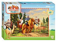 "Мозаика ""puzzle"" 60 ""Три богатыря"" (Мельница)"