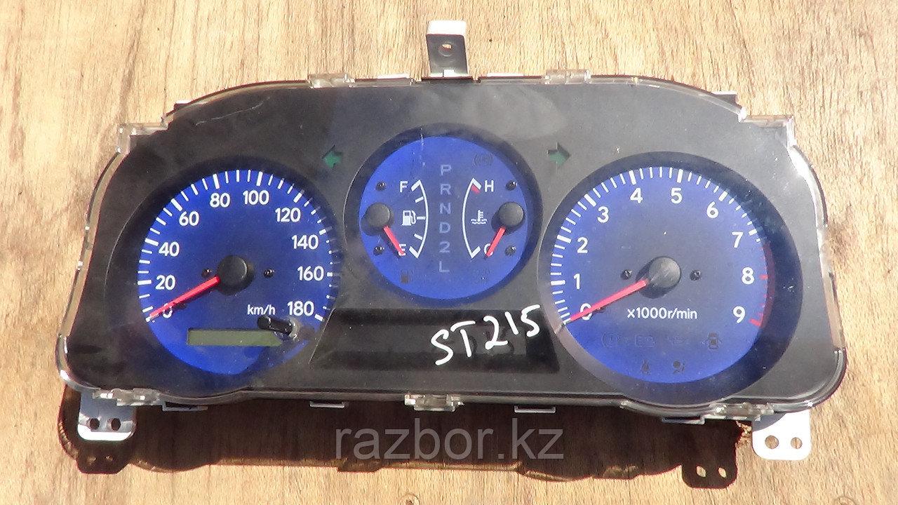 Приборная панель Toyota Caldina (ST215)