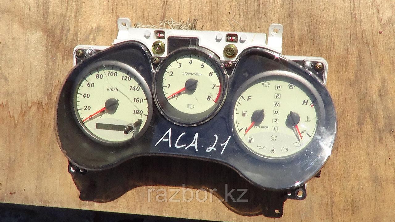 Приборная панель Toyota RAV4 (ACA21)