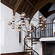 Люстра Modo-21 Chandelier (black), фото 3