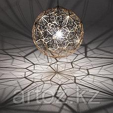 Люстра Etch Web 500 (gold), фото 2