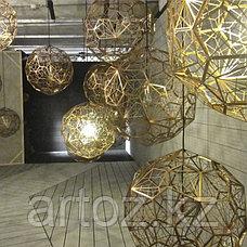Люстра Etch Web 500 (gold), фото 3