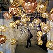Люстра Etch 500 (gold), фото 3