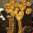 Люстра Etch 500 (gold), фото 5
