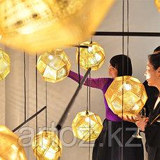 Люстра Etch 320 (gold), фото 2