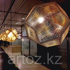 Люстра Etch 320 (gold), фото 3