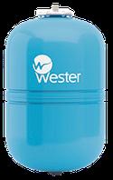 Мембранный бак со сменной мембраной для систем отопления Wester WAV 18
