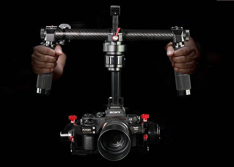 Flycam Buddy Mini Handheld 3 axis производство ИНДИЯ