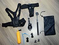 Набор аксессуаров на GoPro 10 в 1