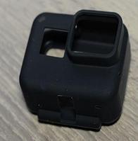 Силиконовый чехол для GoPro Hero 5 (черный)