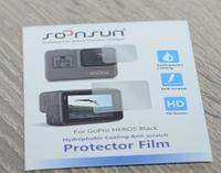 Защитная плёнка для экрана и объектива GoPro Hero 5 Black