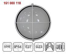 НПП 1108-100* бел/круг решетка крупная IP54 ИЭК(8)