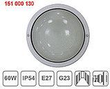 НПП 2602 - 60 черн/круг пласт IP54 ИЭК (18), фото 2
