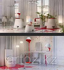 Настольная лампа Liquid lamp table, фото 2