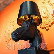 Настольная лампа Horse head lamp table, фото 2