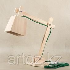 Настольная лампа Wood lamp table, фото 2