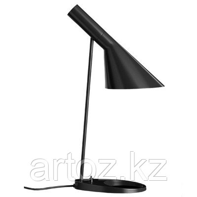 Настольная лампа AJ lamp table (black)