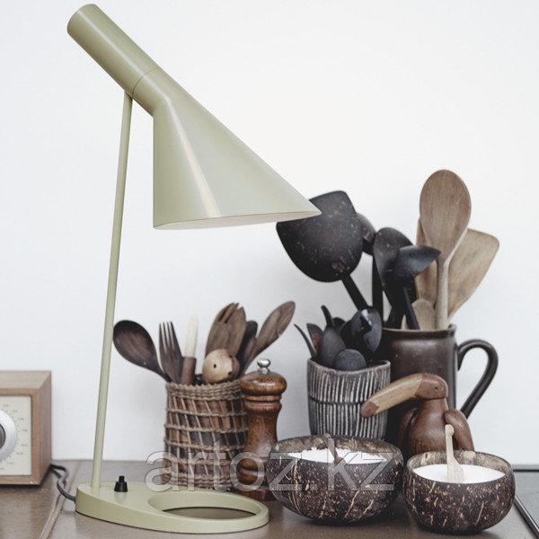 Настольная лампа AJ lamp table (black) - фото 3