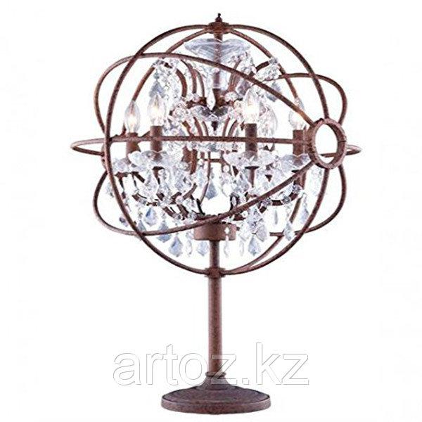 Настольная лампа Foucaults Orb Crystal lamp table - фото 1