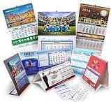 Календари настенные  с ригилем, фото 6
