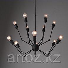 Люстра Octopus chandelier (black), фото 2