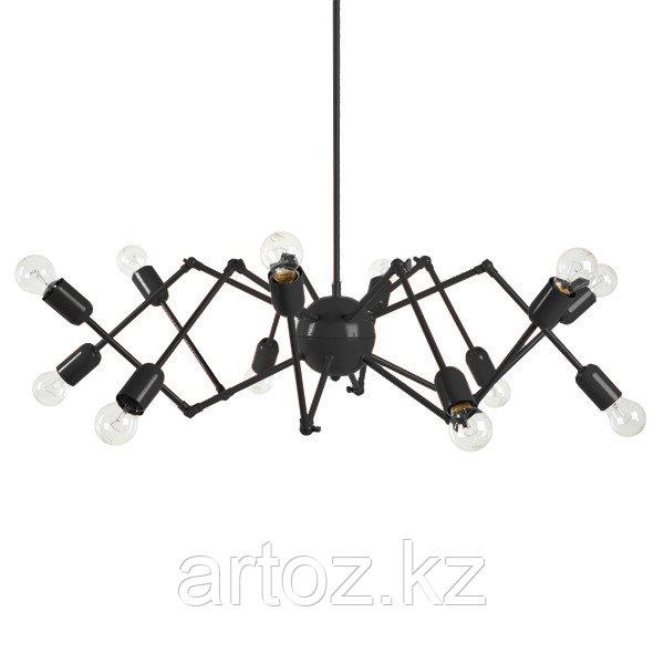 Люстра Octopus chandelier (black)