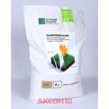 """Семена газона """"Зеленый ковер"""" солнечный 1 кг"""